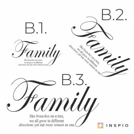 Stickers - Family